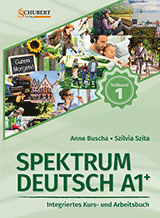 Spektrum A1+ Teil 1 Cover